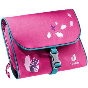 deuter Wash Bag Kinderen, roze
